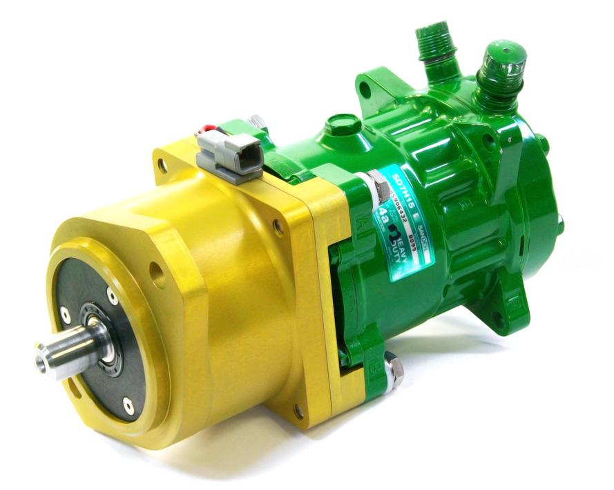 Pto Compressor Jec Marine